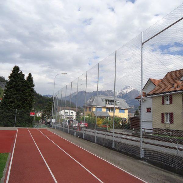 Ballfangzaun