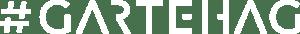 Logo gartehag negativ