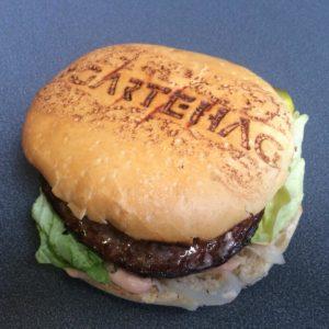 #GARTEHAG Burger