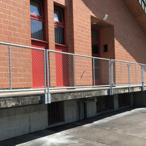 Geländer/ Absturzsicherung